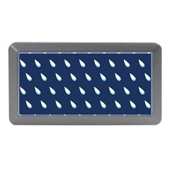 Another Rain Day Water Blue Memory Card Reader (Mini)