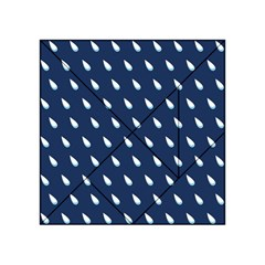 Another Rain Day Water Blue Acrylic Tangram Puzzle (4  x 4 )