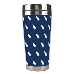 Another Rain Day Water Blue Stainless Steel Travel Tumblers