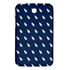 Another Rain Day Water Blue Samsung Galaxy Tab 3 (7 ) P3200 Hardshell Case