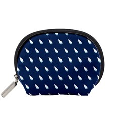 Another Rain Day Water Blue Accessory Pouches (Small)