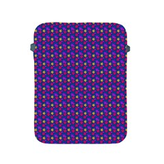 Beach Blue High Quality Seamless Pattern Purple Red Yrllow Flower Floral Apple iPad 2/3/4 Protective Soft Cases