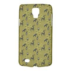 Animals Deer Owl Bird Grey Galaxy S4 Active