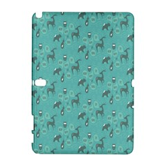 Animals Deer Owl Bird Grey Bear Blue Galaxy Note 1