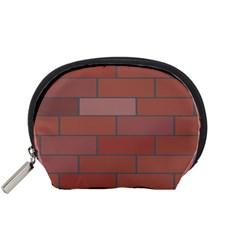 Brick Stone Brown Accessory Pouches (Small)