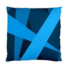 Blue Flag Standard Cushion Case (One Side)