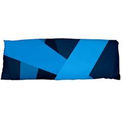 Blue Flag Body Pillow Case Dakimakura (Two Sides)