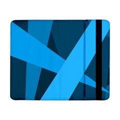 Blue Flag Samsung Galaxy Tab Pro 8.4  Flip Case