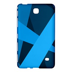 Blue Flag Samsung Galaxy Tab 4 (8 ) Hardshell Case
