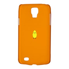 Chicks Orange Animals Galaxy S4 Active