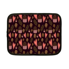 Bread Chocolate Candy Netbook Case (Small)