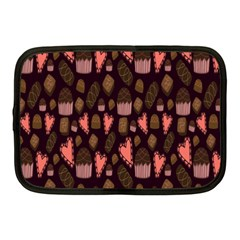 Bread Chocolate Candy Netbook Case (Medium)