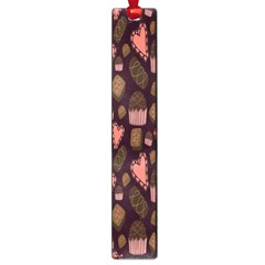Bread Chocolate Candy Large Book Marks