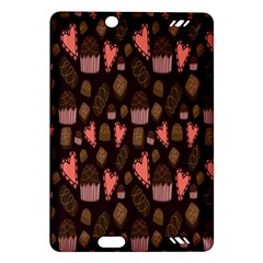 Bread Chocolate Candy Amazon Kindle Fire HD (2013) Hardshell Case