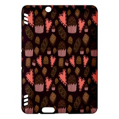 Bread Chocolate Candy Kindle Fire HDX Hardshell Case