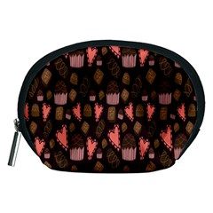 Bread Chocolate Candy Accessory Pouches (Medium)