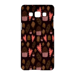 Bread Chocolate Candy Samsung Galaxy A5 Hardshell Case