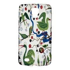 Bird Green Swan Galaxy S4 Active