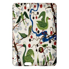Bird Green Swan Kindle Fire HDX Hardshell Case