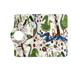 Bird Green Swan Kindle Fire HD (2013) Flip 360 Case