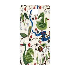 Bird Green Swan Samsung Galaxy Alpha Hardshell Back Case