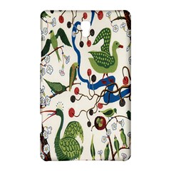 Bird Green Swan Samsung Galaxy Tab S (8.4 ) Hardshell Case