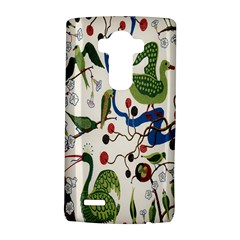 Bird Green Swan LG G4 Hardshell Case