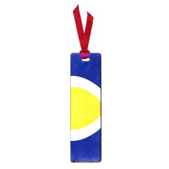 Flag Blue Yellow White Small Book Marks