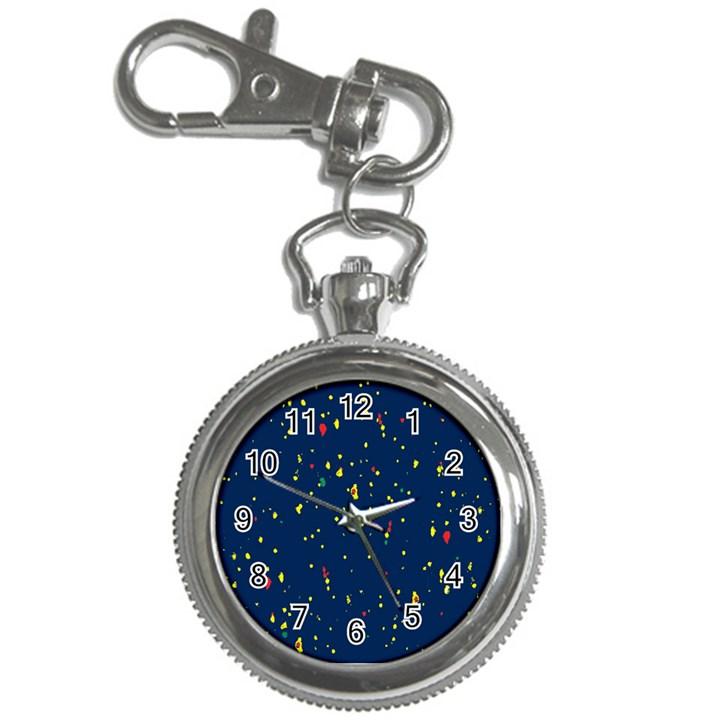 Christmas Sky Happy Key Chain Watches