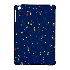 Christmas Sky Happy Apple iPad Mini Hardshell Case (Compatible with Smart Cover)