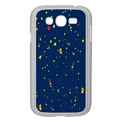 Christmas Sky Happy Samsung Galaxy Grand DUOS I9082 Case (White)
