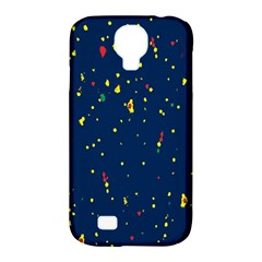 Christmas Sky Happy Samsung Galaxy S4 Classic Hardshell Case (PC+Silicone)
