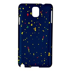 Christmas Sky Happy Samsung Galaxy Note 3 N9005 Hardshell Case