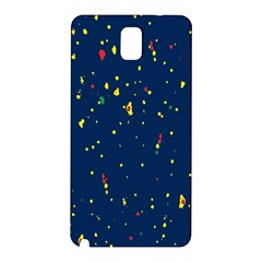 Christmas Sky Happy Samsung Galaxy Note 3 N9005 Hardshell Back Case