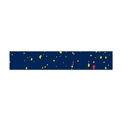 Christmas Sky Happy Flano Scarf (Mini)