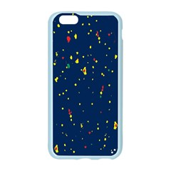 Christmas Sky Happy Apple Seamless iPhone 6/6S Case (Color)