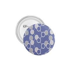 Circle Blue Line Grey 1.75  Buttons