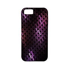Fabulous Purple Pattern Wallpaper Apple iPhone 5 Classic Hardshell Case (PC+Silicone)