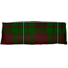 Cardney Tartan Fabric Colour Green Body Pillow Case (Dakimakura)