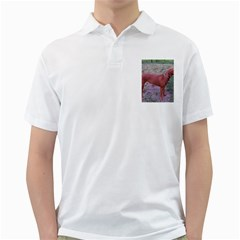 Redbone Coonhound Full Golf Shirts