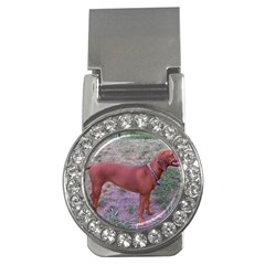 Redbone Coonhound Full Money Clips (CZ)