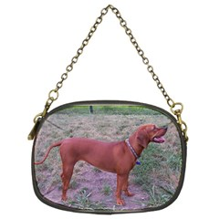 Redbone Coonhound Full Chain Purses (Two Sides)