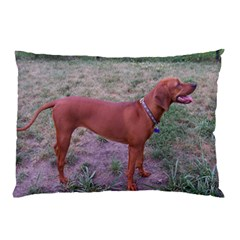 Redbone Coonhound Full Pillow Case