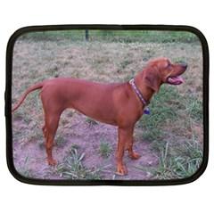 Redbone Coonhound Full Netbook Case (XXL)