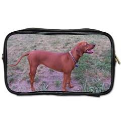 Redbone Coonhound Full Toiletries Bags