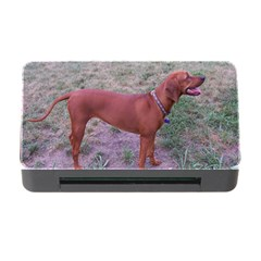 Redbone Coonhound Full Memory Card Reader with CF