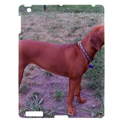 Redbone Coonhound Full Apple iPad 3/4 Hardshell Case
