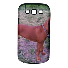 Redbone Coonhound Full Samsung Galaxy S III Classic Hardshell Case (PC+Silicone)