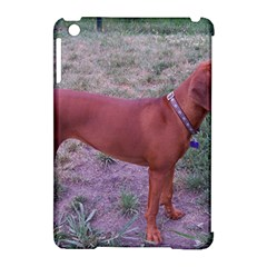 Redbone Coonhound Full Apple iPad Mini Hardshell Case (Compatible with Smart Cover)