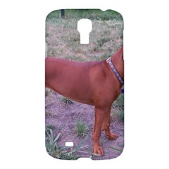 Redbone Coonhound Full Samsung Galaxy S4 I9500/I9505 Hardshell Case